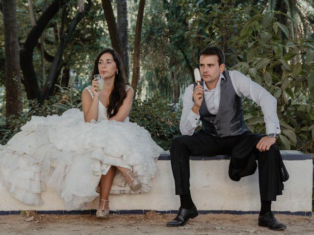 La boda de Benjamín y Yolanda en Talarrubias, Badajoz 91