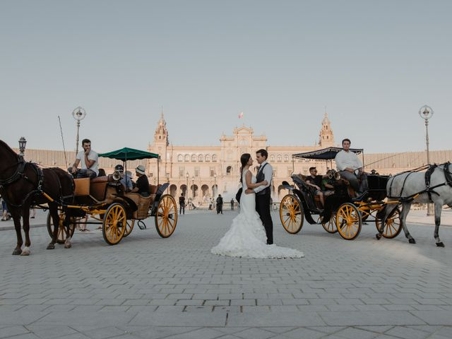 La boda de Benjamín y Yolanda en Talarrubias, Badajoz 97