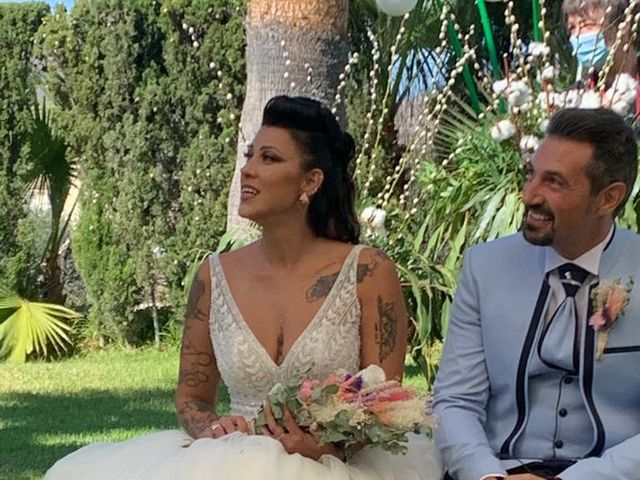 La boda de Carla y Javier en La/villajoyosa Vila Joiosa, Alicante 1
