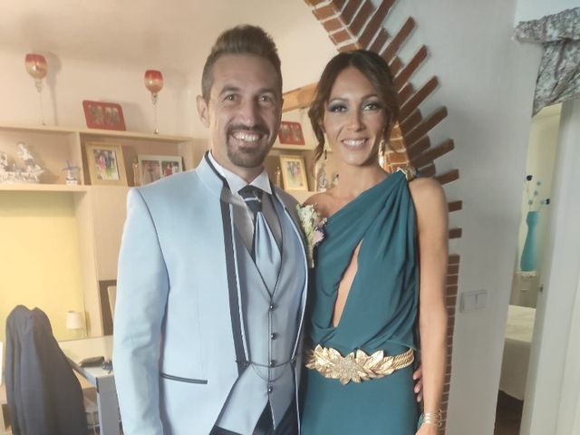 La boda de Carla y Javier en La/villajoyosa Vila Joiosa, Alicante 3