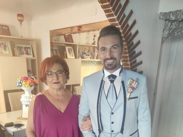 La boda de Carla y Javier en La/villajoyosa Vila Joiosa, Alicante 2