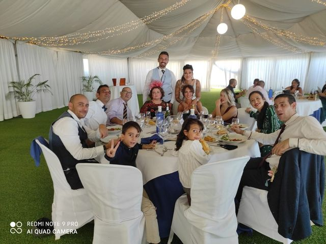 La boda de Carla y Javier en La/villajoyosa Vila Joiosa, Alicante 4