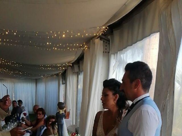 La boda de Carla y Javier en La/villajoyosa Vila Joiosa, Alicante 7