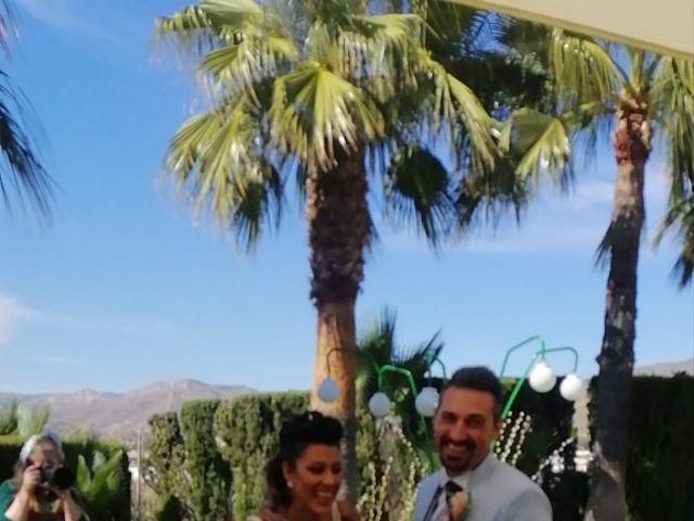 La boda de Carla y Javier en La/villajoyosa Vila Joiosa, Alicante 9
