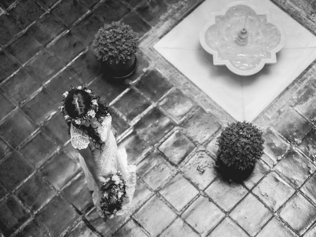 La boda de Andrés y Alejandra en Espartinas, Sevilla 23