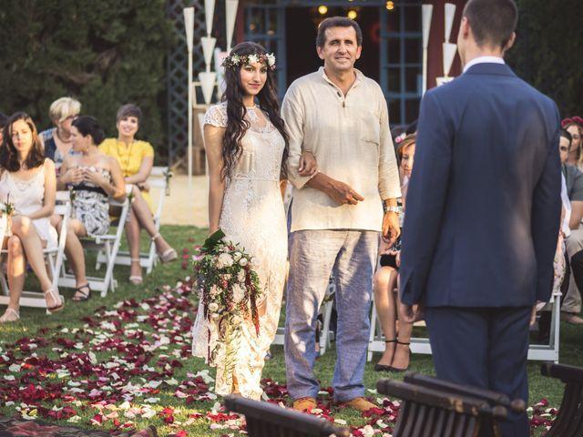 La boda de Andrés y Alejandra en Espartinas, Sevilla 38