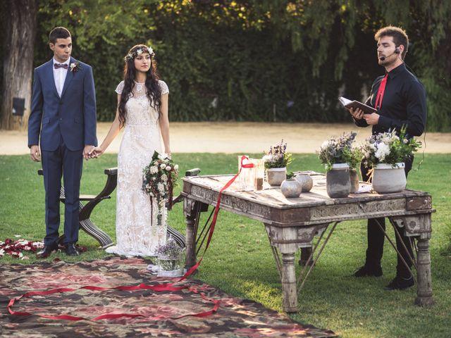 La boda de Andrés y Alejandra en Espartinas, Sevilla 39