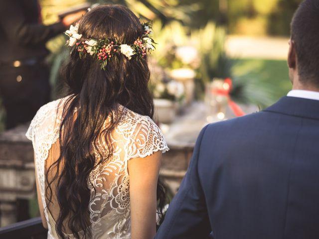 La boda de Andrés y Alejandra en Espartinas, Sevilla 42