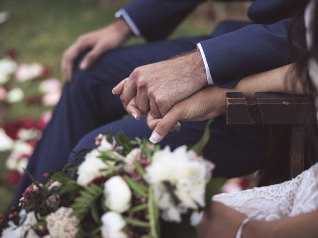 La boda de Andrés y Alejandra en Espartinas, Sevilla 46