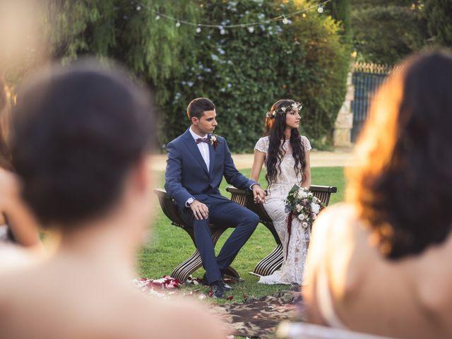 La boda de Andrés y Alejandra en Espartinas, Sevilla 47
