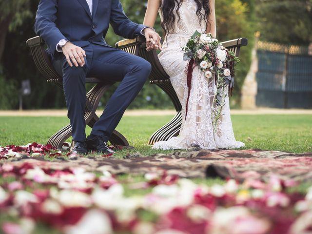 La boda de Andrés y Alejandra en Espartinas, Sevilla 48