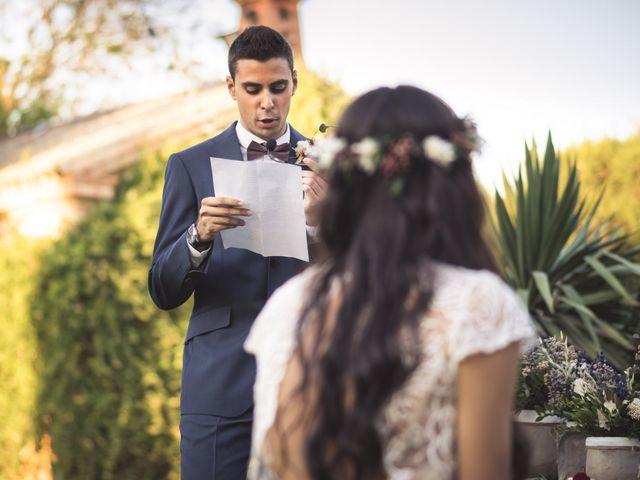 La boda de Andrés y Alejandra en Espartinas, Sevilla 50