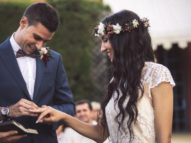La boda de Andrés y Alejandra en Espartinas, Sevilla 53
