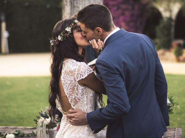 La boda de Andrés y Alejandra en Espartinas, Sevilla 55