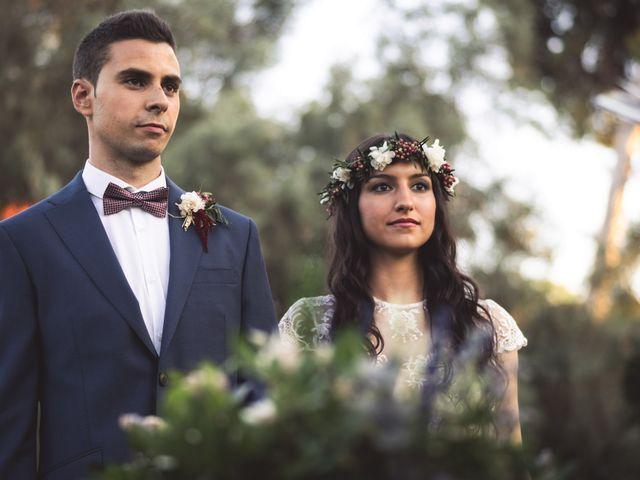 La boda de Andrés y Alejandra en Espartinas, Sevilla 57
