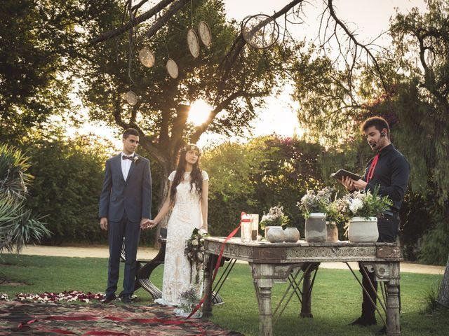 La boda de Andrés y Alejandra en Espartinas, Sevilla 59