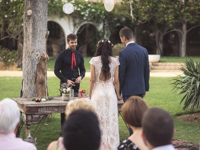 La boda de Andrés y Alejandra en Espartinas, Sevilla 60