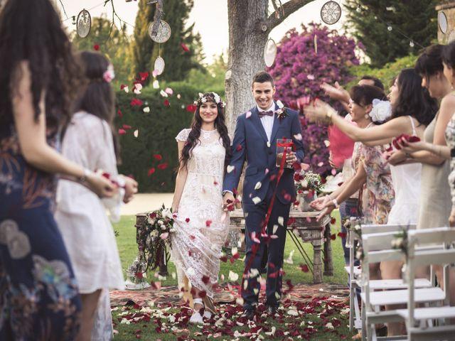 La boda de Andrés y Alejandra en Espartinas, Sevilla 64