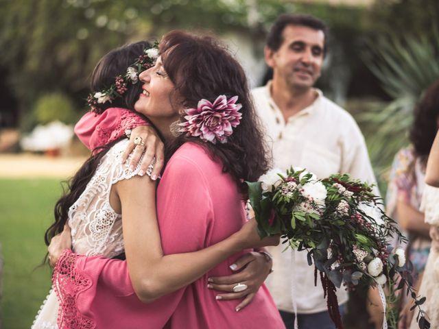 La boda de Andrés y Alejandra en Espartinas, Sevilla 65