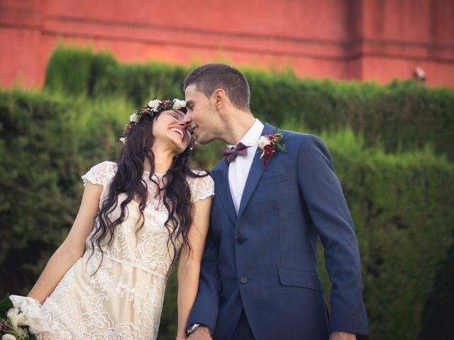 La boda de Andrés y Alejandra en Espartinas, Sevilla 66