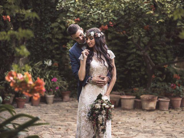 La boda de Andrés y Alejandra en Espartinas, Sevilla 73