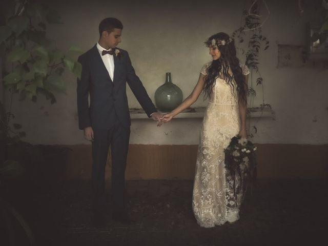 La boda de Andrés y Alejandra en Espartinas, Sevilla 80