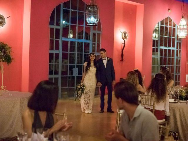 La boda de Andrés y Alejandra en Espartinas, Sevilla 94