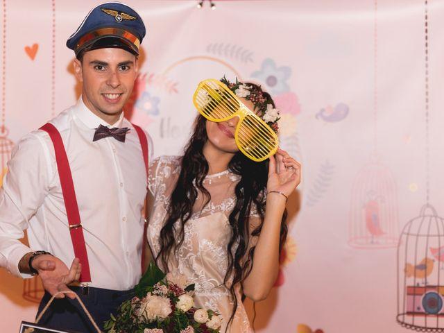 La boda de Andrés y Alejandra en Espartinas, Sevilla 104