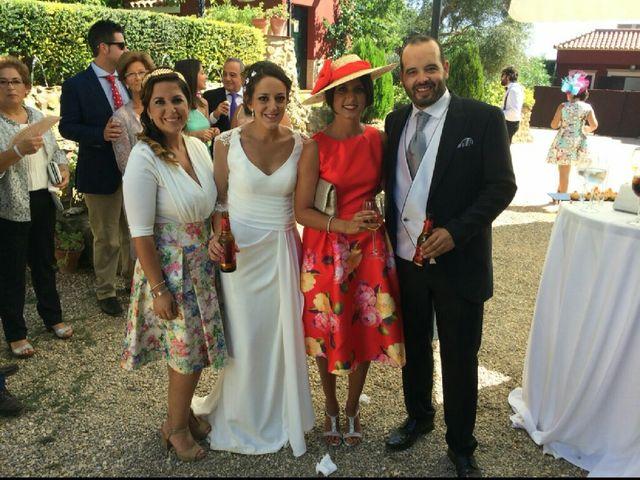 La boda de Inma y Juan Antonio