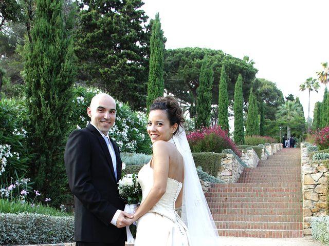 La boda de Cristina y Ivan en Blanes, Girona 4