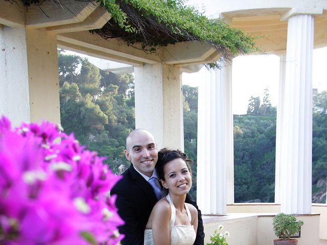 La boda de Cristina y Ivan en Blanes, Girona 5