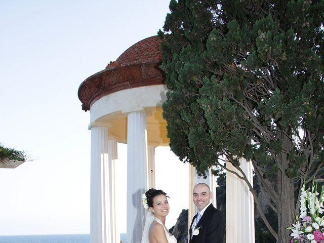 La boda de Cristina y Ivan en Blanes, Girona 6