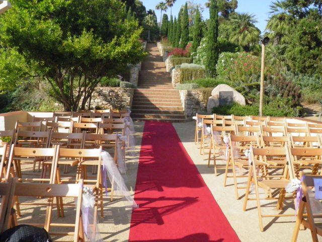 La boda de Cristina y Ivan en Blanes, Girona 2