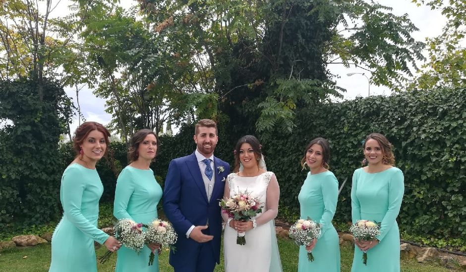 La boda de Cesar  y Raquel  en Linares, Jaén