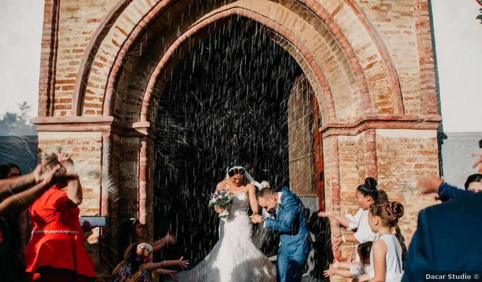 La boda de Miguel Angel y Laura en Cantillana, Sevilla