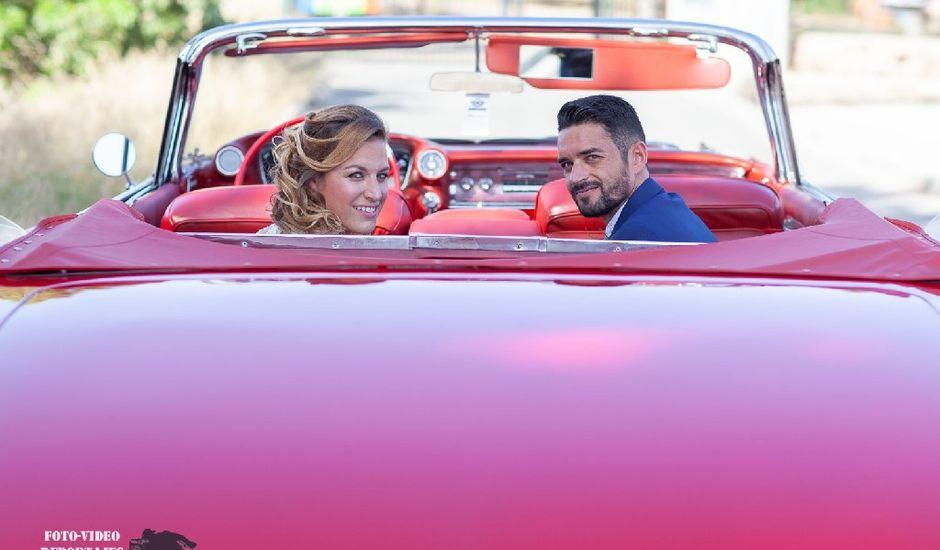 La boda de Miriam Alfaro y Fernando Lorente  en Alboraya, Valencia