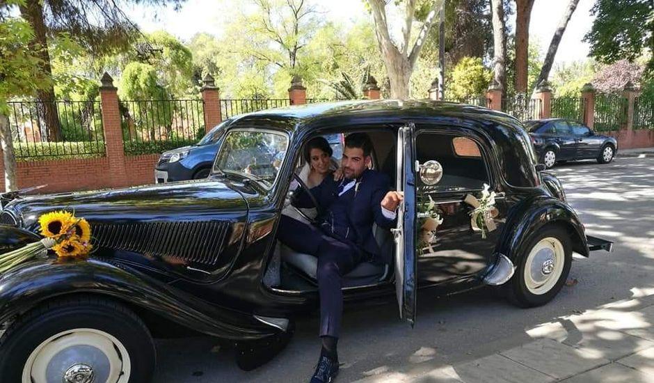 La boda de Miguel y Noelia en Bailen, Jaén