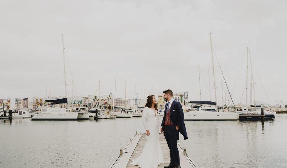 La boda de Pablo y Paula en El Puerto De Santa Maria, Cádiz