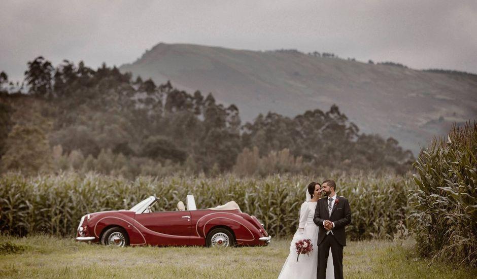 La boda de Aitor y Sara en Treceño, Cantabria
