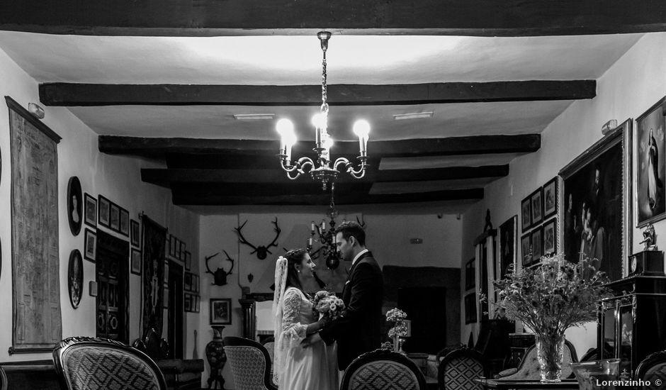 La boda de Javier y Lucia en O Castro (Barco De Valdeorras, O), Orense