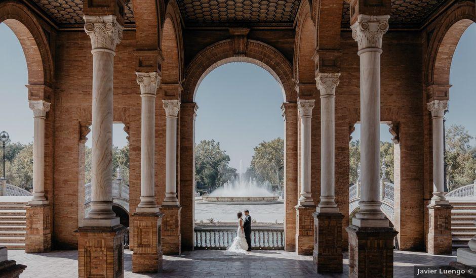 La boda de Benjamín y Yolanda en Talarrubias, Badajoz