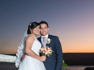 La boda de Heisell y Ariel 2