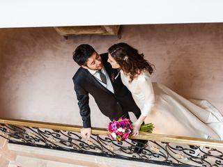 La boda de Fátima y Jorge