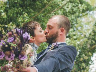 La boda de Sandra y Ivan