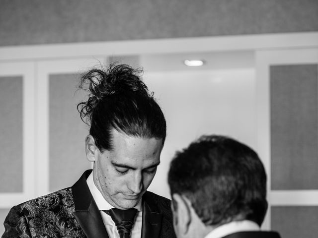 La boda de Hugo y Andrea en Olmedo, Valladolid 5