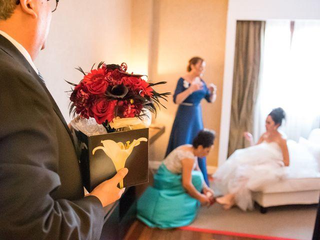 La boda de Hugo y Andrea en Olmedo, Valladolid 9