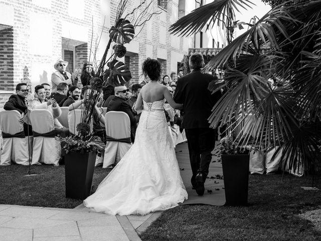 La boda de Hugo y Andrea en Olmedo, Valladolid 11