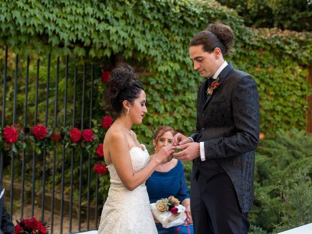 La boda de Hugo y Andrea en Olmedo, Valladolid 15