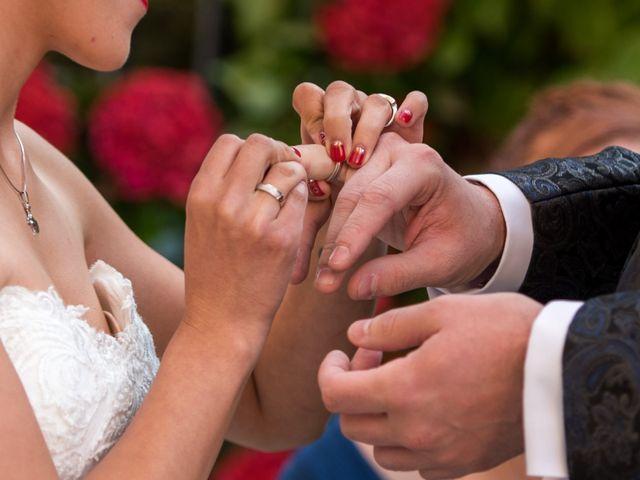 La boda de Hugo y Andrea en Olmedo, Valladolid 16