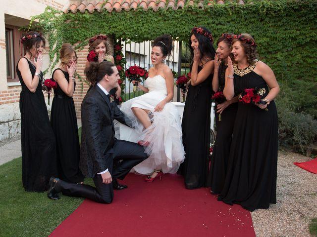 La boda de Hugo y Andrea en Olmedo, Valladolid 18